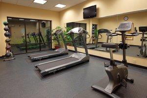 Fitness/ Exercise Room - Holiday Inn Express Hotel & Suites LaPlace