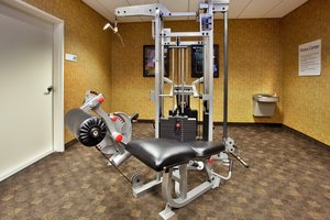 Fitness/ Exercise Room - Holiday Inn Express Hotel & Suites Port Allen