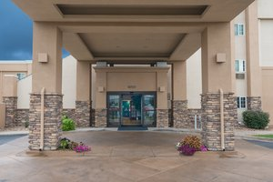 Exterior view - Holiday Inn Express Hotel & Suites Wheat Ridge