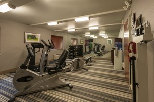 Fitness/ Exercise Room - Holiday Inn Express Hotel & Suites Wheat Ridge