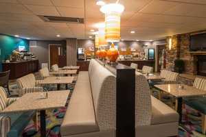 Restaurant - Holiday Inn Express Hotel & Suites Wheat Ridge