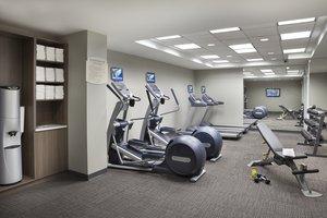 Fitness/ Exercise Room - Residence Inn by Marriott Airport Toronto