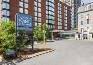 Exterior view - Four Points by Sheraton Hotel & Conference Centre