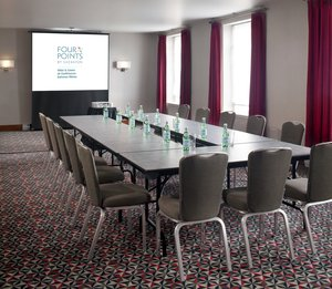 Meeting Facilities - Four Points by Sheraton Hotel & Conference Centre