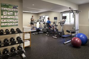 Fitness/ Exercise Room - Holiday Inn Tower & Suites Downtown Vancouver