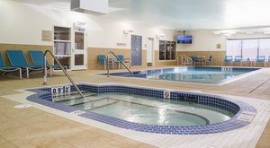 Pool - TownePlace Suites by Marriott Red Deer