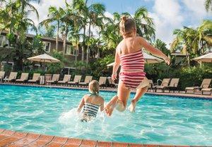 Pool - Dana Hotel on Mission Bay San Diego