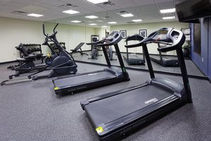 Fitness/ Exercise Room - Holiday Inn Express Hotel & Suites Fort Dodge