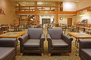 Restaurant - Holiday Inn Express Hotel & Suites Custer