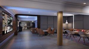 Lobby - Axiom Hotel San Francisco