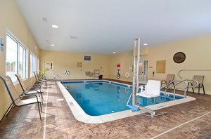 Pool - Candlewood Suites Chambersburg