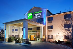 Exterior view - Holiday Inn Express Hotel & Suites AF Academy