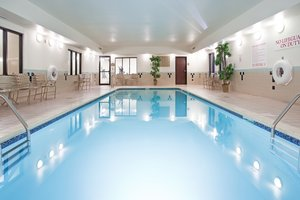 Pool - Holiday Inn Express Hotel & Suites Garden City