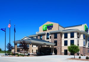 Exterior view - Holiday Inn Express Hotel & Suites Goodland
