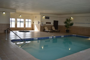 Pool - Holiday Inn Express Hotel & Suites Goodland