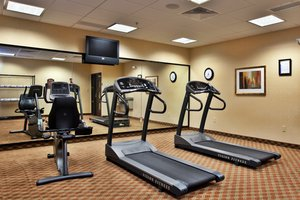 Fitness/ Exercise Room - Holiday Inn Express Hotel & Suites Goodland