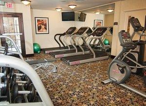 Fitness/ Exercise Room - Staybridge Suites Wichita