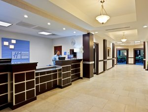 Lobby - Holiday Inn Express Hotel & Suites South Akron