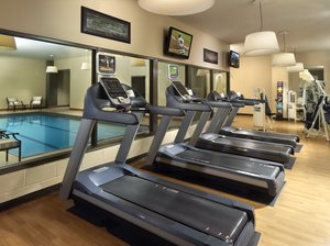 Fitness/ Exercise Room - Omni Severin Hotel Indianapolis