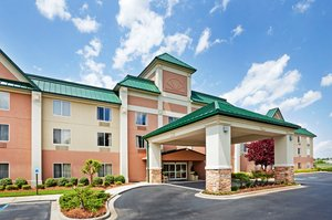 Exterior view - Holiday Inn Express Hotel & Suites Kings Mountain