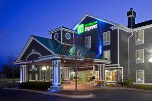 Exterior view - Holiday Inn Express Grandville
