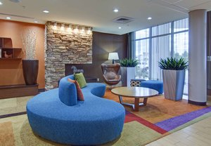 Lobby - Fairfield Inn & Suites by Marriott Natchitoches