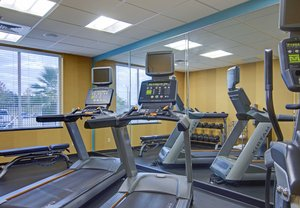 Fitness/ Exercise Room - Fairfield Inn & Suites by Marriott Natchitoches