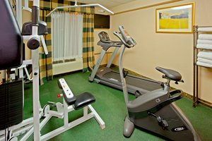 Fitness/ Exercise Room - Holiday Inn Express North Bergen