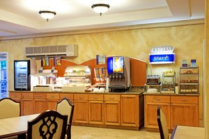 Restaurant - Holiday Inn Express Hotel & Suites South Lafayette