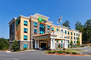 Exterior view - Holiday Inn Express Hotel & Suites Clemson
