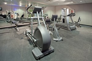 Fitness/ Exercise Room - Holiday Inn Express Hotel & Suites Clemson