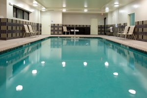 Pool - Holiday Inn Express Hotel & Suites Clemson