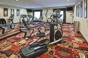 Fitness/ Exercise Room - Holiday Inn Express Hotel & Suites South Lafayette