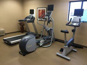 Fitness/ Exercise Room - Holiday Inn Sioux City