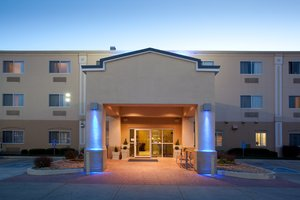 Exterior view - Holiday Inn Express Greeley