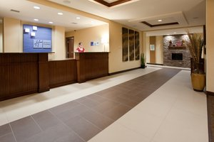 Lobby - Holiday Inn Express Hotel & Suites Lamar