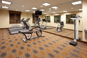 Fitness/ Exercise Room - Holiday Inn Express Hotel & Suites Lamar