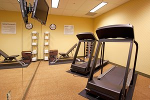 Fitness/ Exercise Room - Holiday Inn Express Hotel & Suites Minden