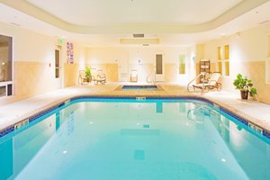 Pool - Holiday Inn Express Hotel & Suites Minden