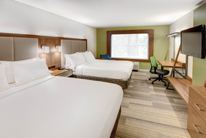 Room - Holiday Inn Express Hotel & Suites Avenel