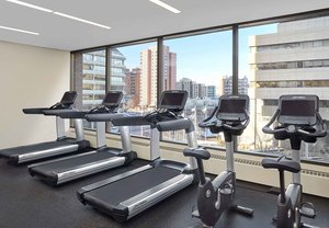Fitness/ Exercise Room - Delta Hotel by Marriott Calgary Downtown