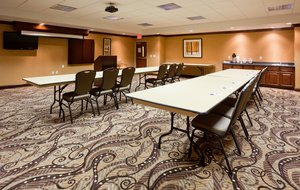 Meeting Facilities - Holiday Inn Express Hotel & Suites Mason City