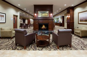 Lobby - Holiday Inn Express Hotel & Suites Mason City