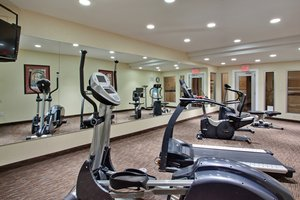 Fitness/ Exercise Room - Holiday Inn Express Hotel & Suites South Calgary