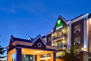 Exterior view - Holiday Inn Express Hotel & Suites South Calgary