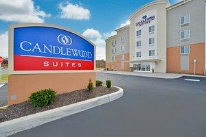 Exterior view - Candlewood Suites Hershey Area Harrisburg