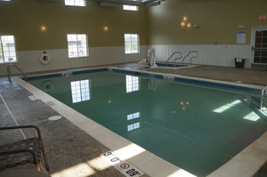 Pool - Candlewood Suites Hershey Area Harrisburg