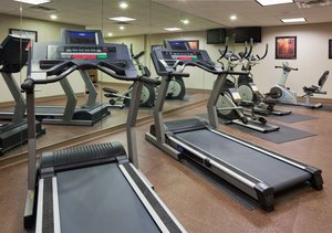 Fitness/ Exercise Room - Holiday Inn Express Hotel & Suites Mankato