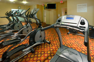 Fitness/ Exercise Room - Holiday Inn Express Grants Pass