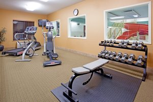 Fitness/ Exercise Room - Holiday Inn Express Hotel & Suites Loveland